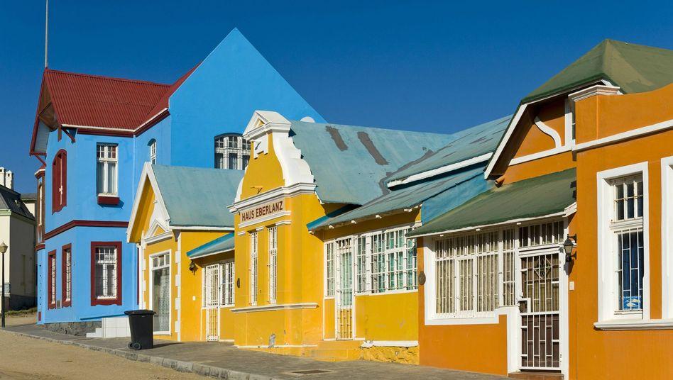 Bilderbuchsiedlung: Das pittoreske Lüderitz gehört zu den entlegensten und trotzdem bekanntesten Reisezielen in Namibia