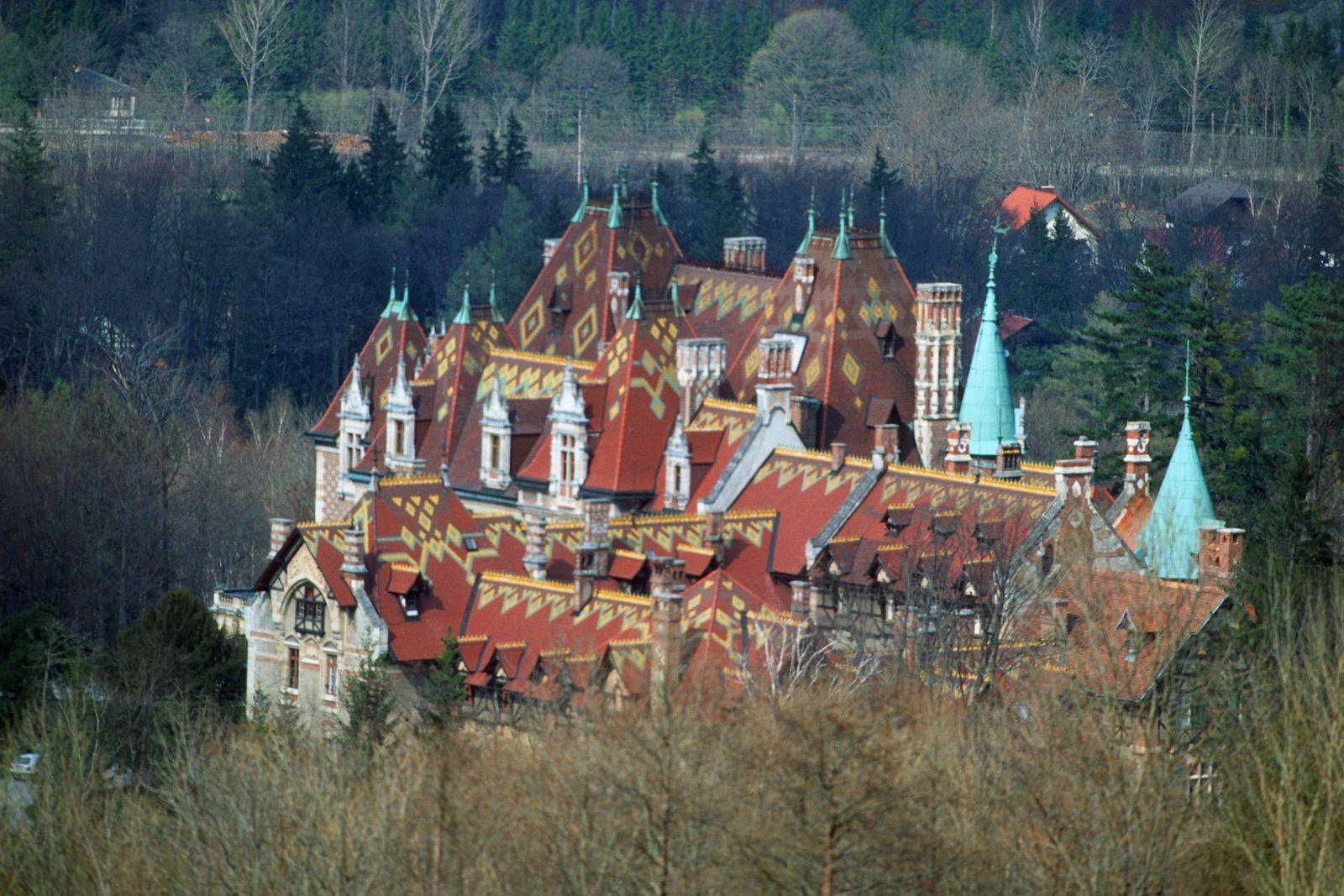 Schloss Rothschild / Reichenau an der Rax