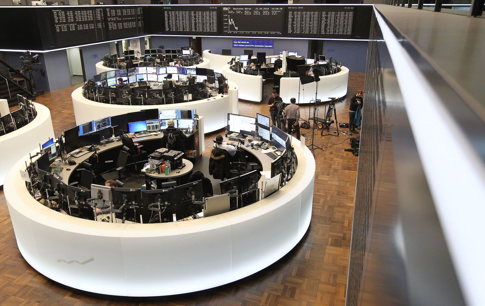 GERMANY-EARNINGS-DEUTSCHE-BOERSE