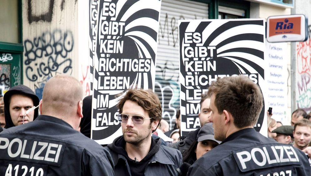 "Arte-TV-Film: ""RLF: Kunstprotest aus Berlin"""