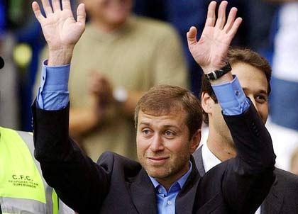 """Chelsea-Boss Abramowitsch: """"Vielleicht sucht er Aufmerksamkeit"""""""