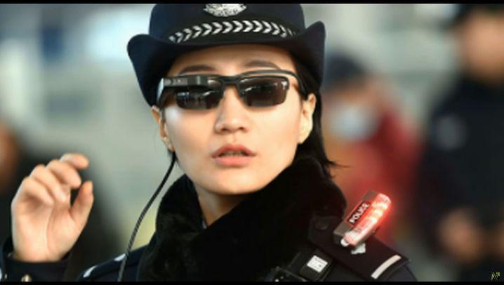 Polizei-Gadgets: Von Robocop bis zum Hover-Bike