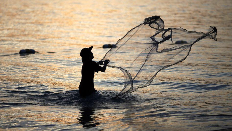 Fischer in Thailand: Neue Eindrücke trotz der Krankheit