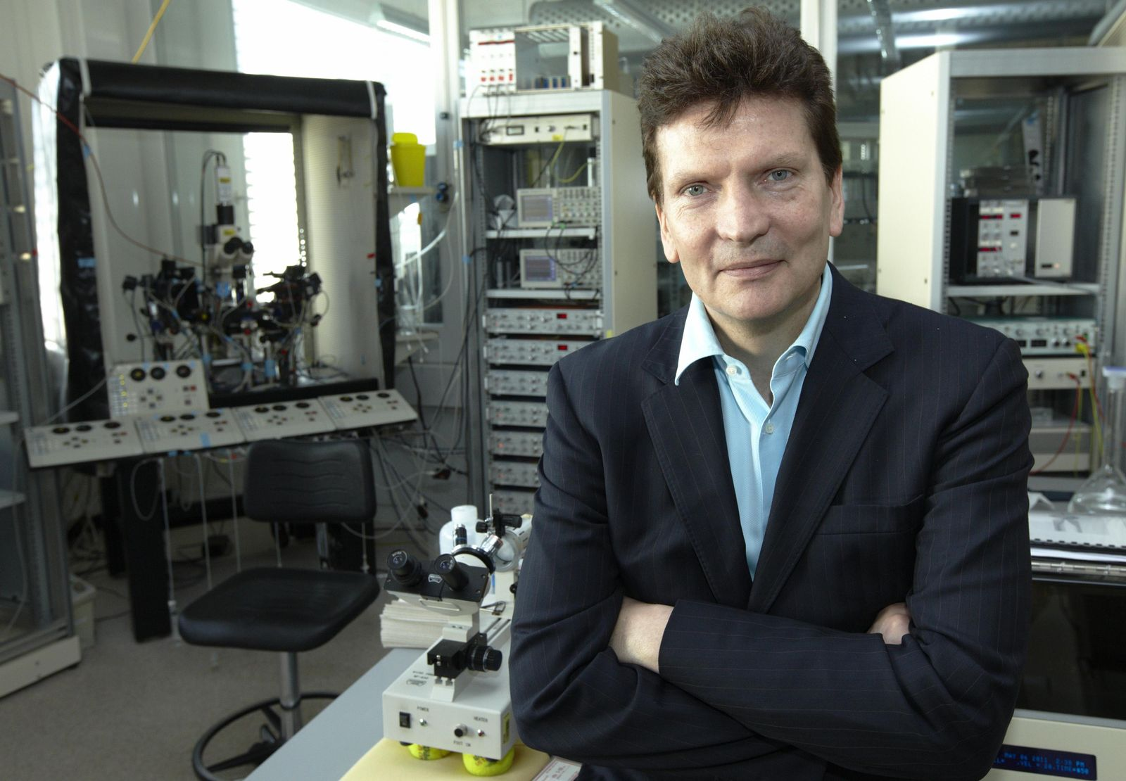EPFL / Blue Brain Project / Markram