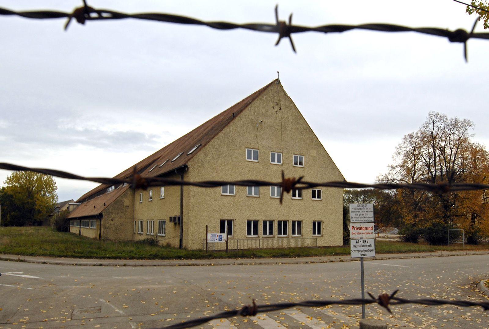 Augsburg/ KZ-Dachau/ Halle 116