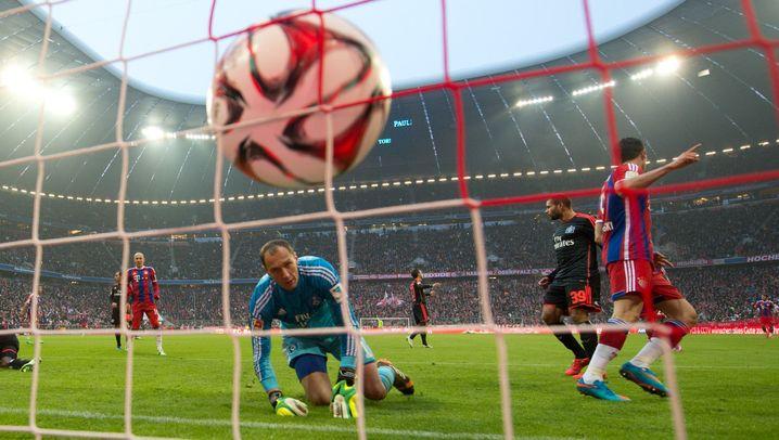 Bundesliga-Rekordsiege: Jeder Schuss ein Treffer