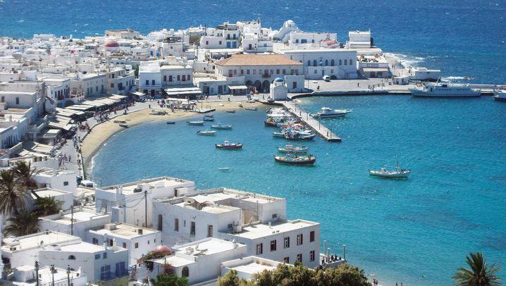 Griechenland: Welche Insel soll's denn sein?