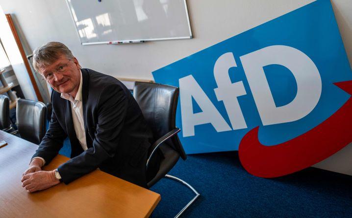 AfD-Co-Parteichef Jörg Meuthen