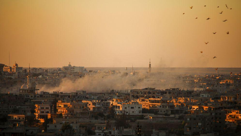 Syrienkrieg: Die Offensive auf Daraa
