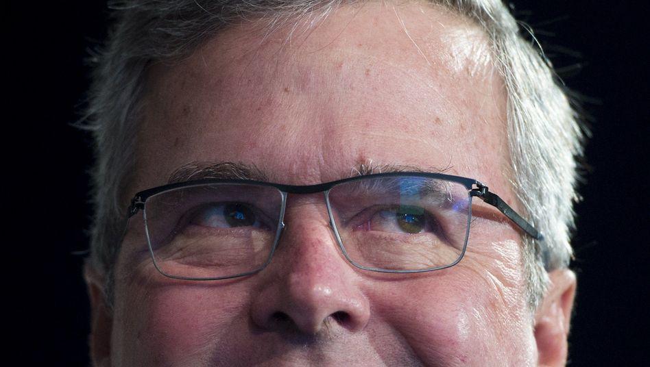 Politiker Jeb Bush: In seiner Partei gilt er als Softie