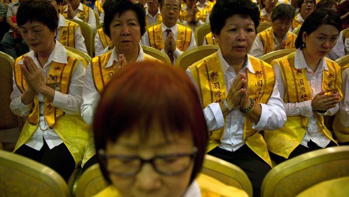 MH370: Gebete für die Verschollenen