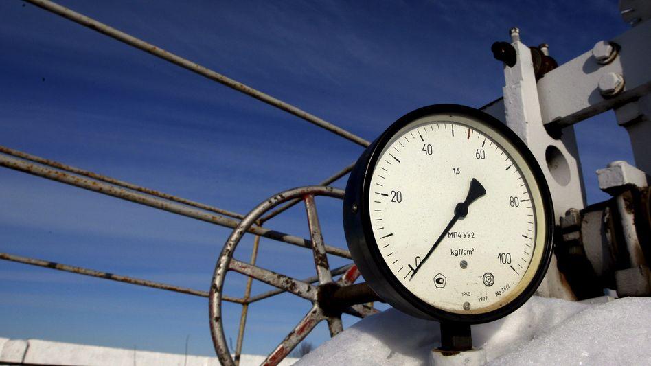 """Gas-Pipeline in der Ukraine: """"Ausgang der Wahl stellt Risiko dar"""""""