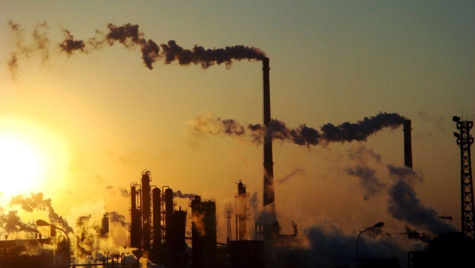 """Chemiefabrik in China: CO2 wird """"in den Ozeanen oder an Land gespeichert"""""""