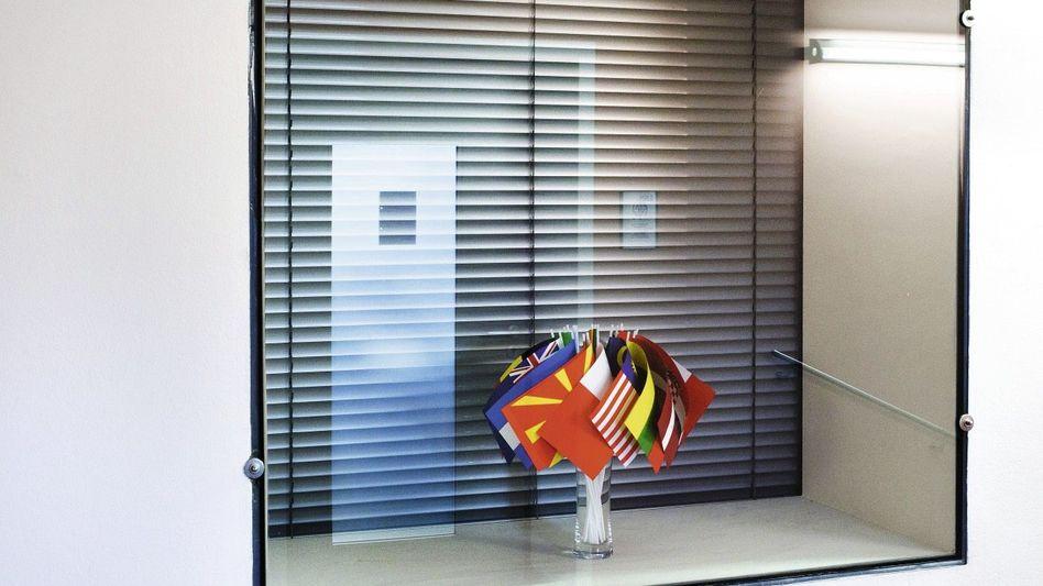 Flur im BAMF in Nürnberg: Ministerium für außen und innen und alles, was dazwischenliegt