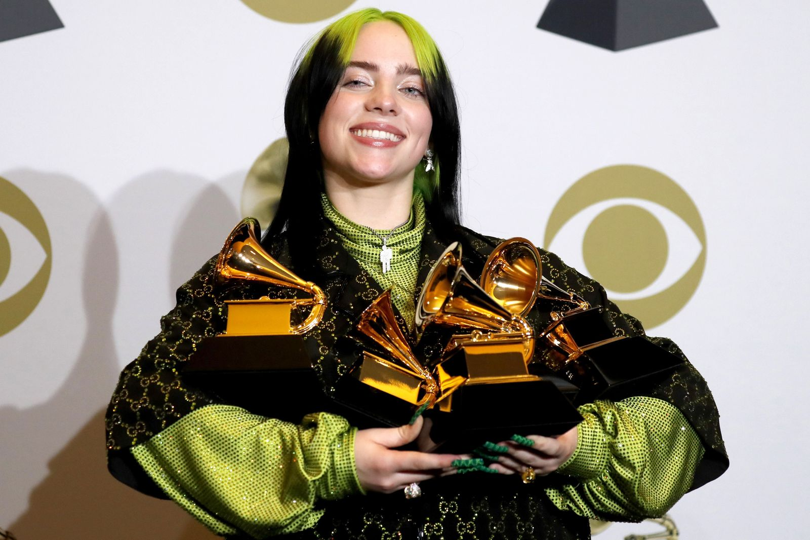 Press Room - 62nd Annual Grammy Awards, Los Angeles, USA - 26 Jan 2020