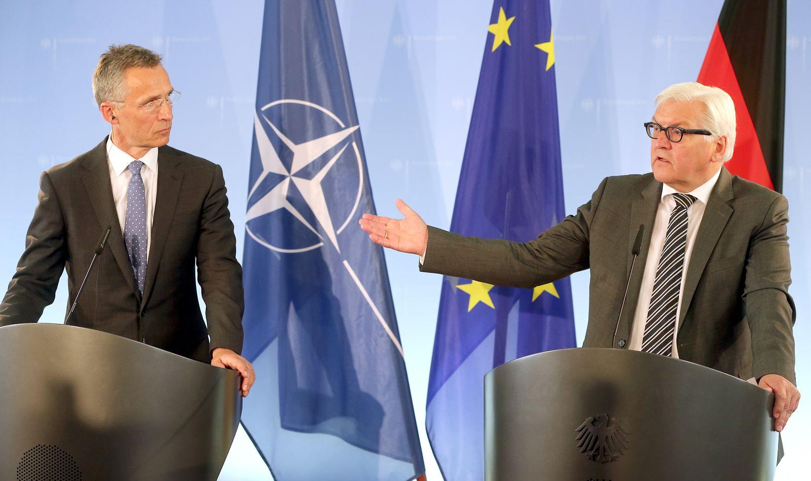 60 Jahre deutsche Nato-Mitgliedschaft