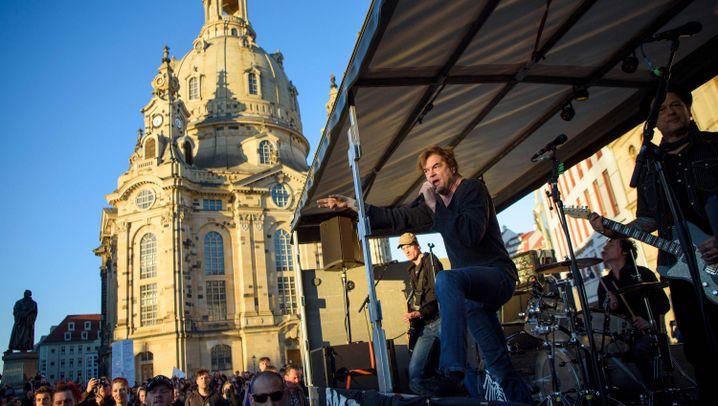 Die Hosen in Dresden: Punk gegen Pegida