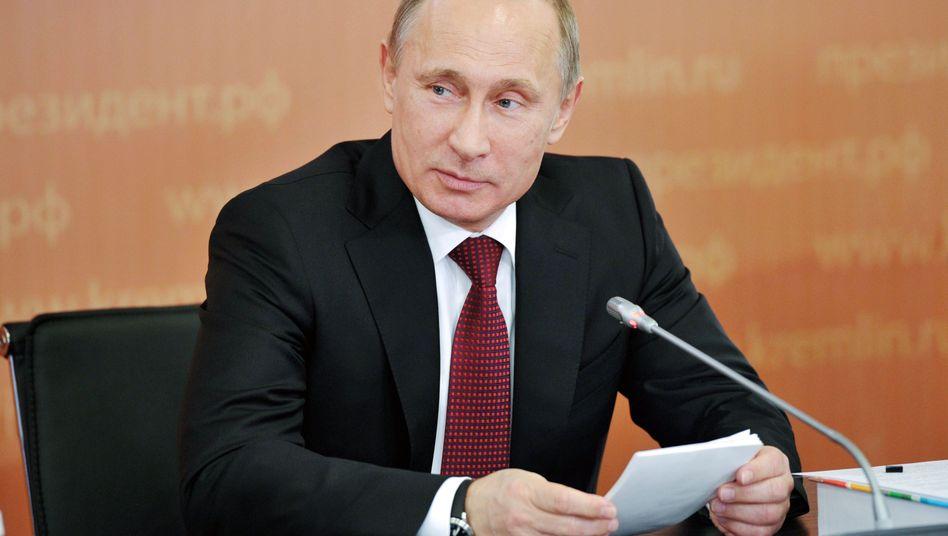 Mögliche Hilfe aus Russland: So pokert Putin in der Zypern-Krise
