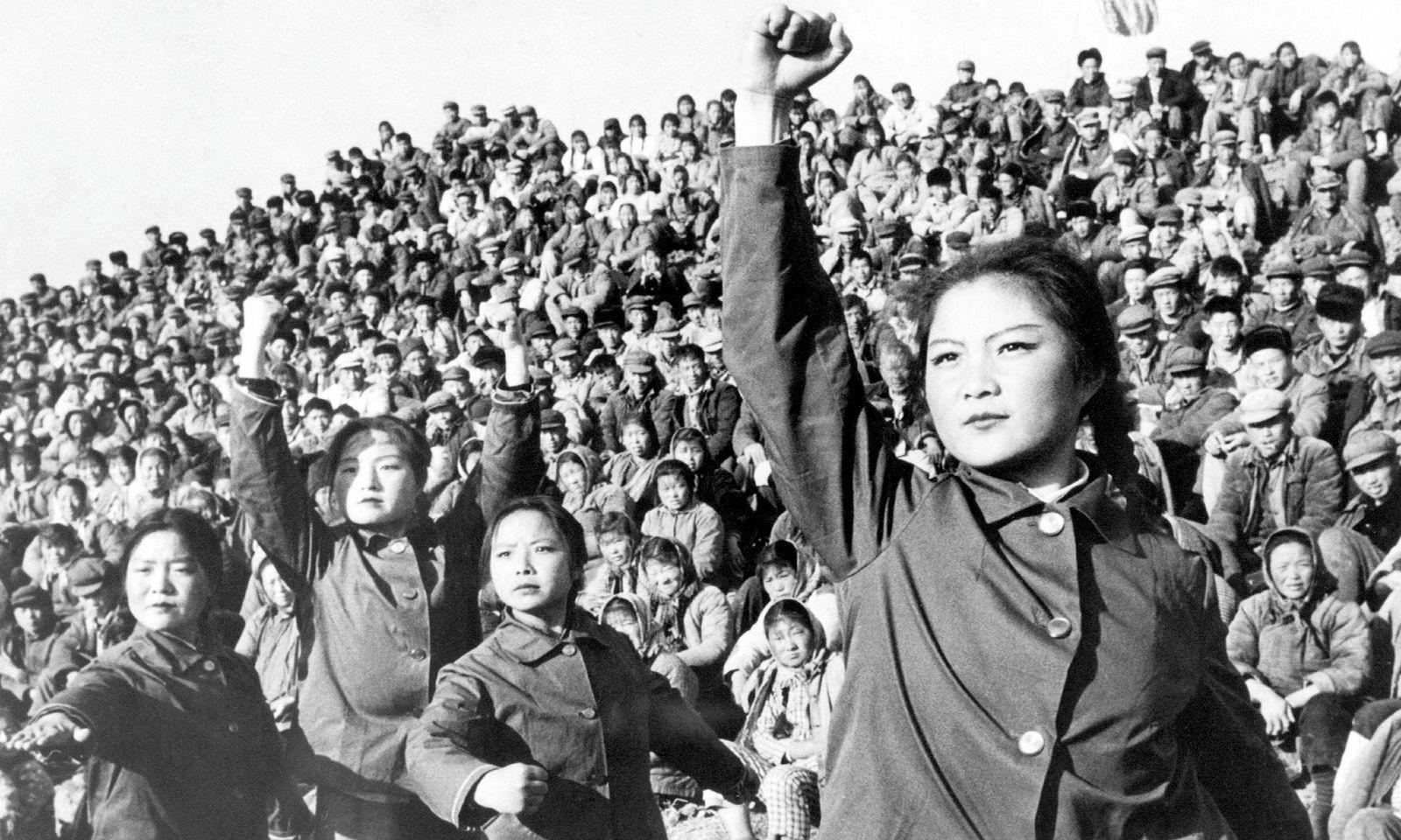 The Great Proletarian Cultural Revolution, commonly known as the Cultural Revolution, was a socio-political movement tha