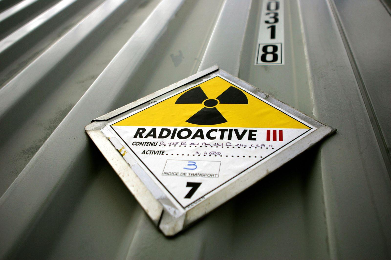 Atommüll/Frankreich