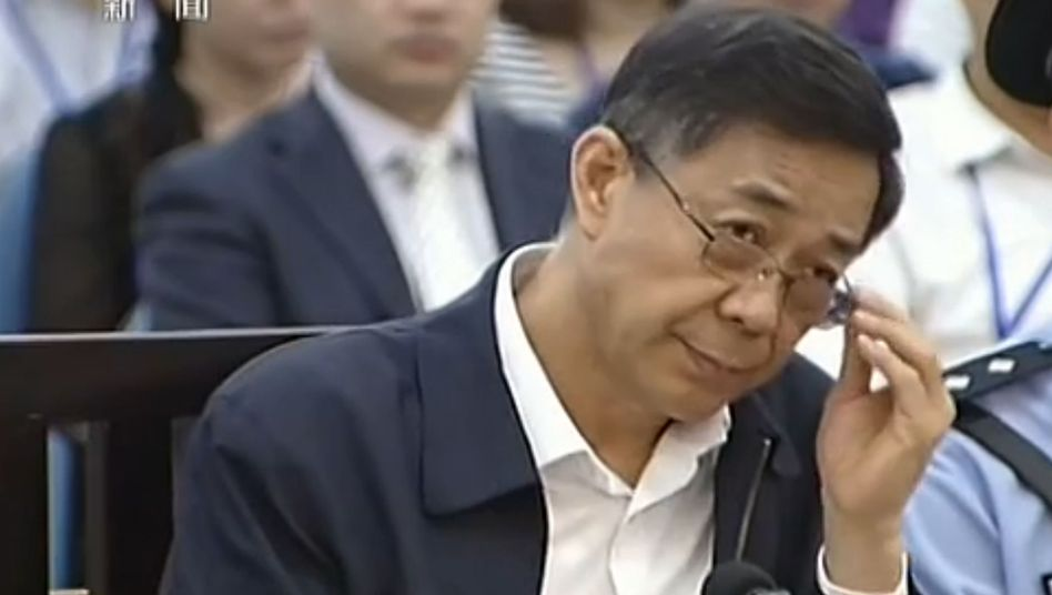Bo Xilai: Staatsanwaltschaft sieht keine mildernden Umstände
