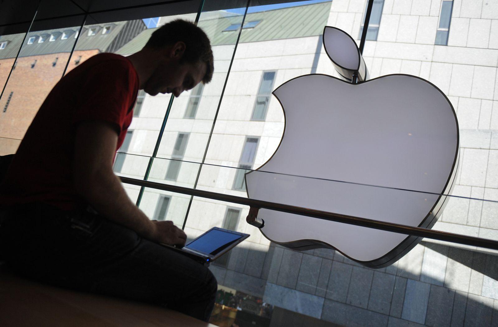 Apple / Börsenwert