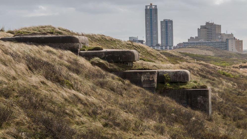 Reste des Atlantikwalls: Den Haags geheimnisvoller Untergrund