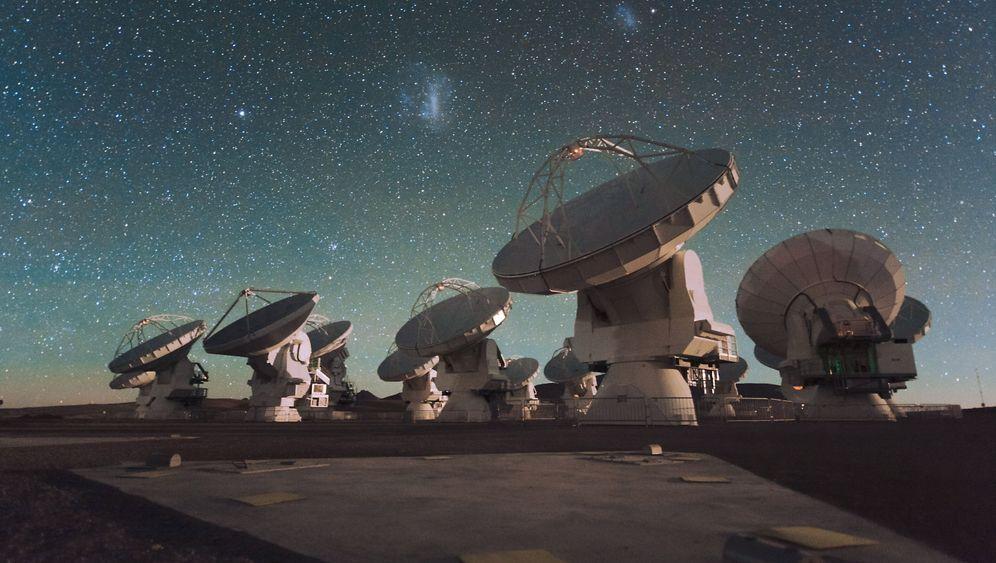 """Astronomische Revolution: """"Alma"""" geht in Betrieb"""