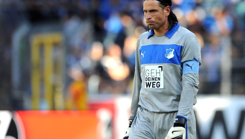 Hoffenheim-Keeper Wiese: Kritik an seinen fußballerischen Qualitäten