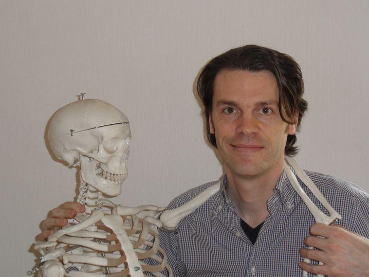 Hans-Jörg Endres machte neben seinem Job als Physiotherapeut die Heilpraktikerprüfung