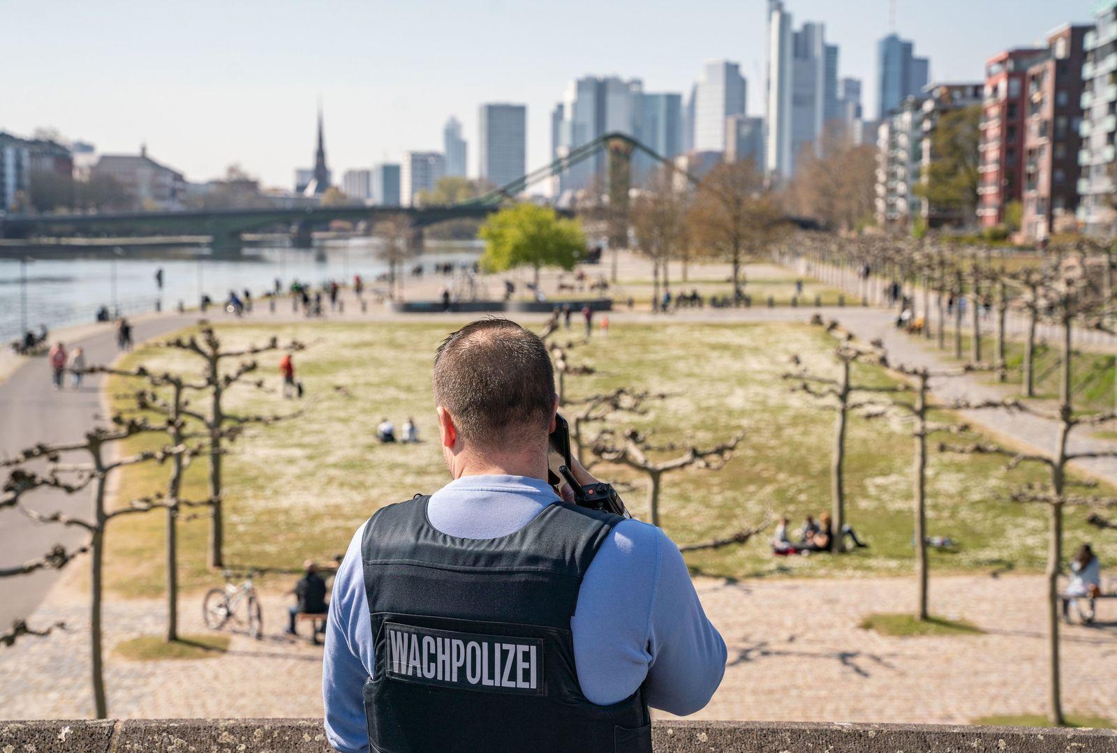 Coronavirus - Frankfurt/Main