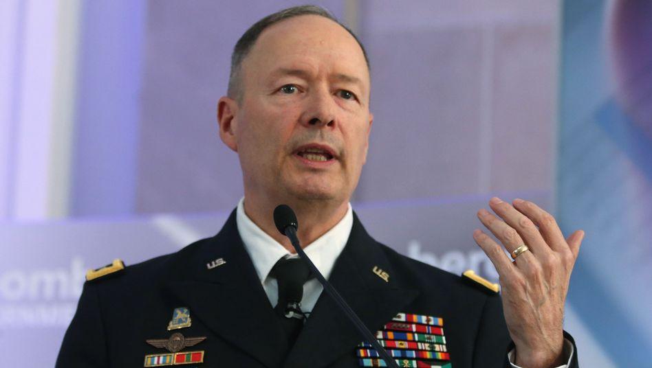 NSA-Chef Alexander: Neue Technologie frühestens in drei Jahren
