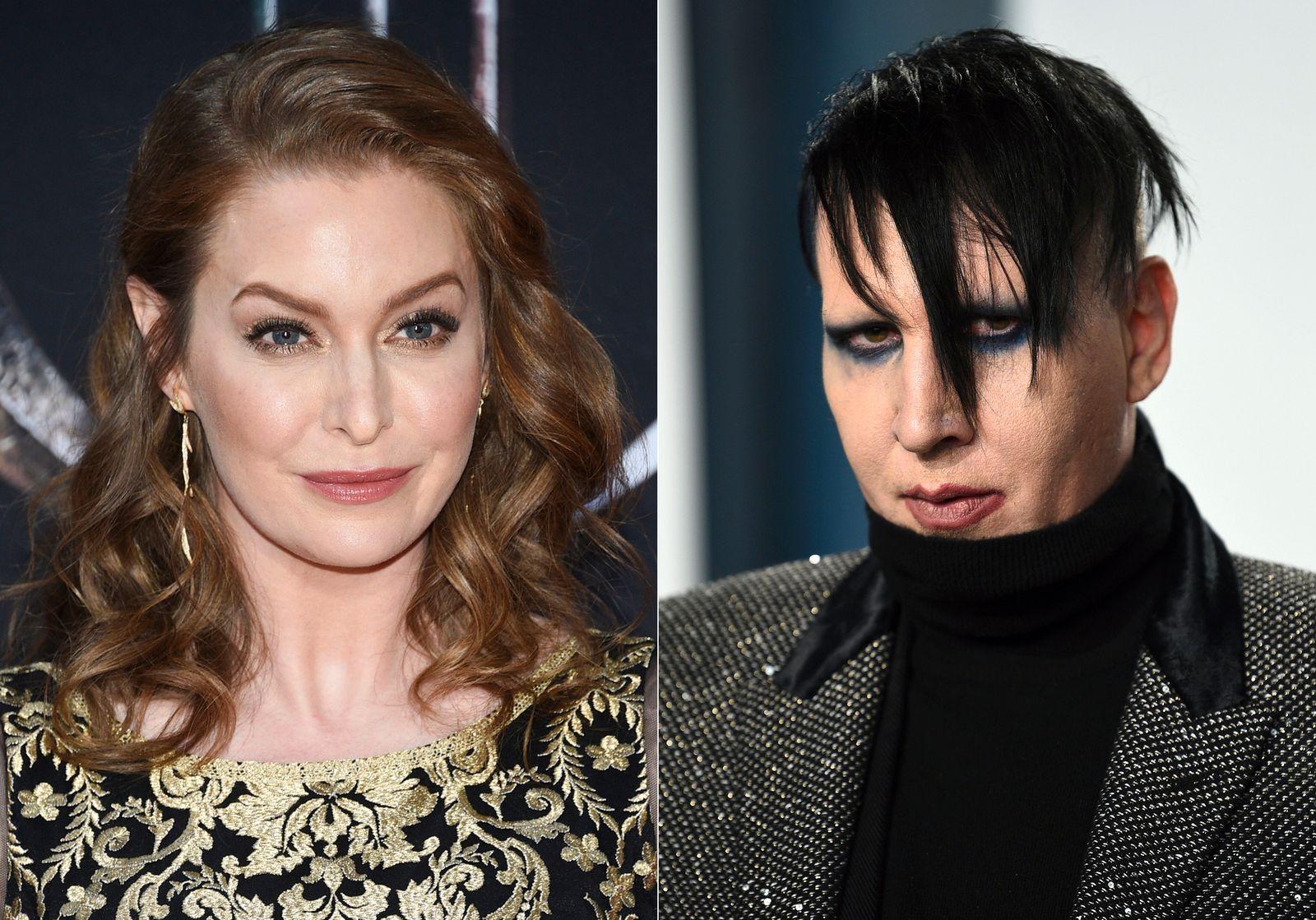 Marilyn Manson Abuse Lawsuit