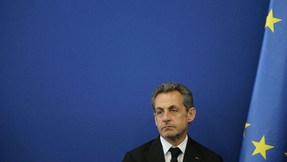 Frankreichs Ex-Präsident Sarkozy: Medialer Rundumschlag
