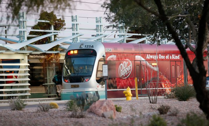 Tranvía en Phoenix: el centro tiene que volver a estar más animado