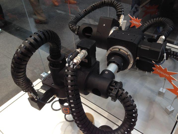 Robolink: Lego für Industrielle