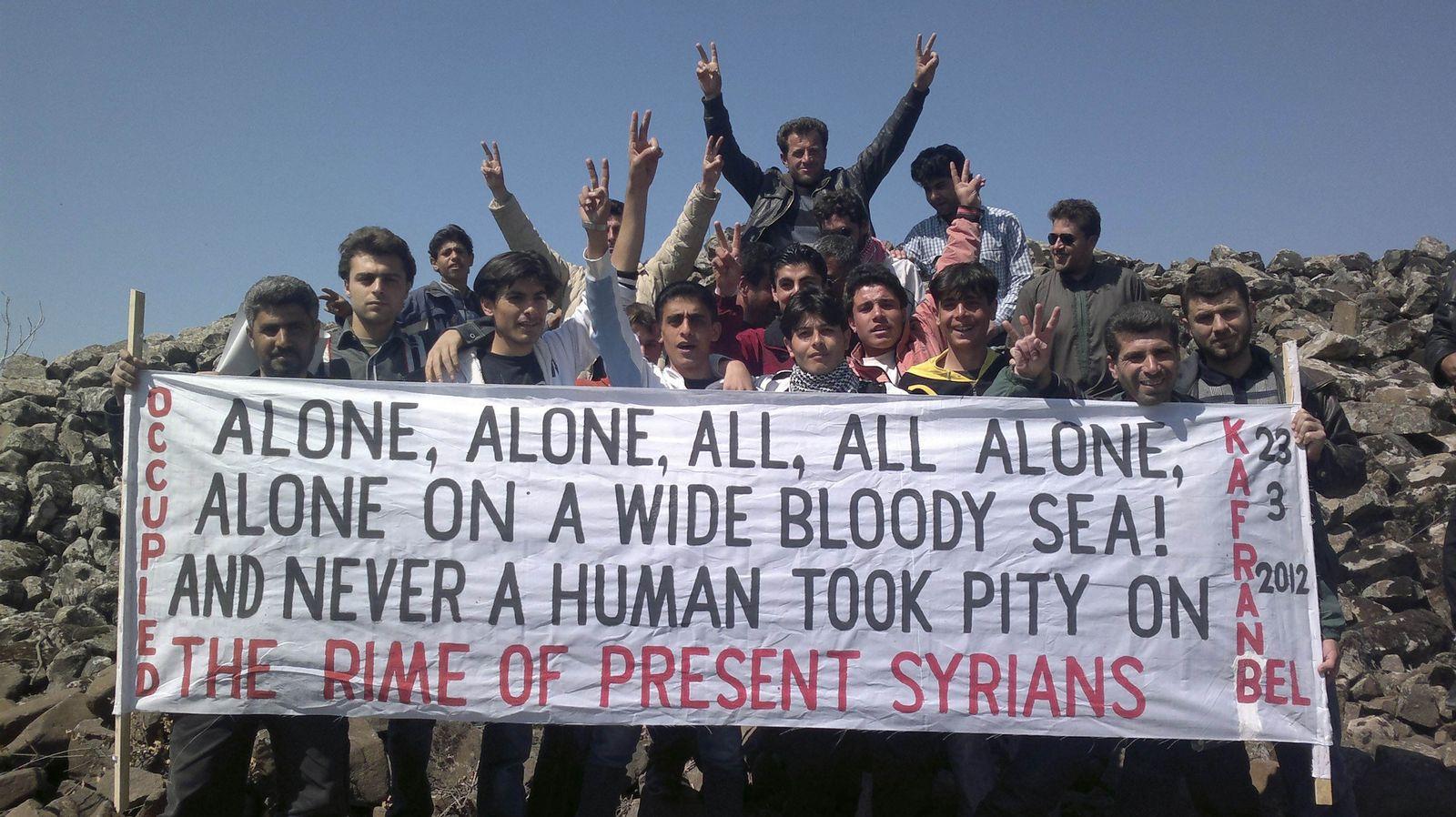 Syrien / Proteste