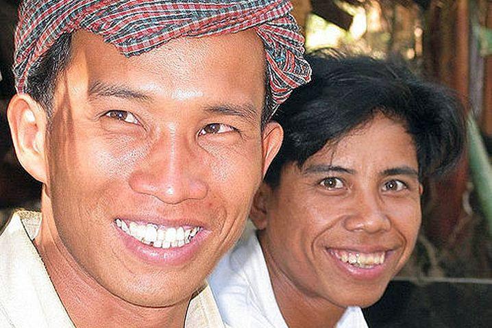 Bitte lächeln: Mit etwas Geduld und Einfühlungsvermögen kommen Sie zu entspannten Reiseporträts.