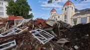 Bund und Länder einigen sich auf 30 Milliarden schweren Hilfsfonds für Flutopfer