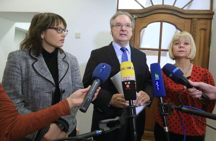 Koalitionspartner Pähle, Haseloff