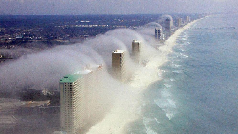 Wetterspektakel: Wolken aus dem Meer