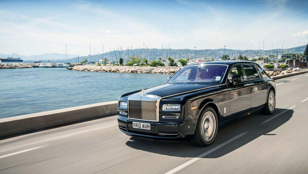 Rolls-Royce: Fahren wie ein König