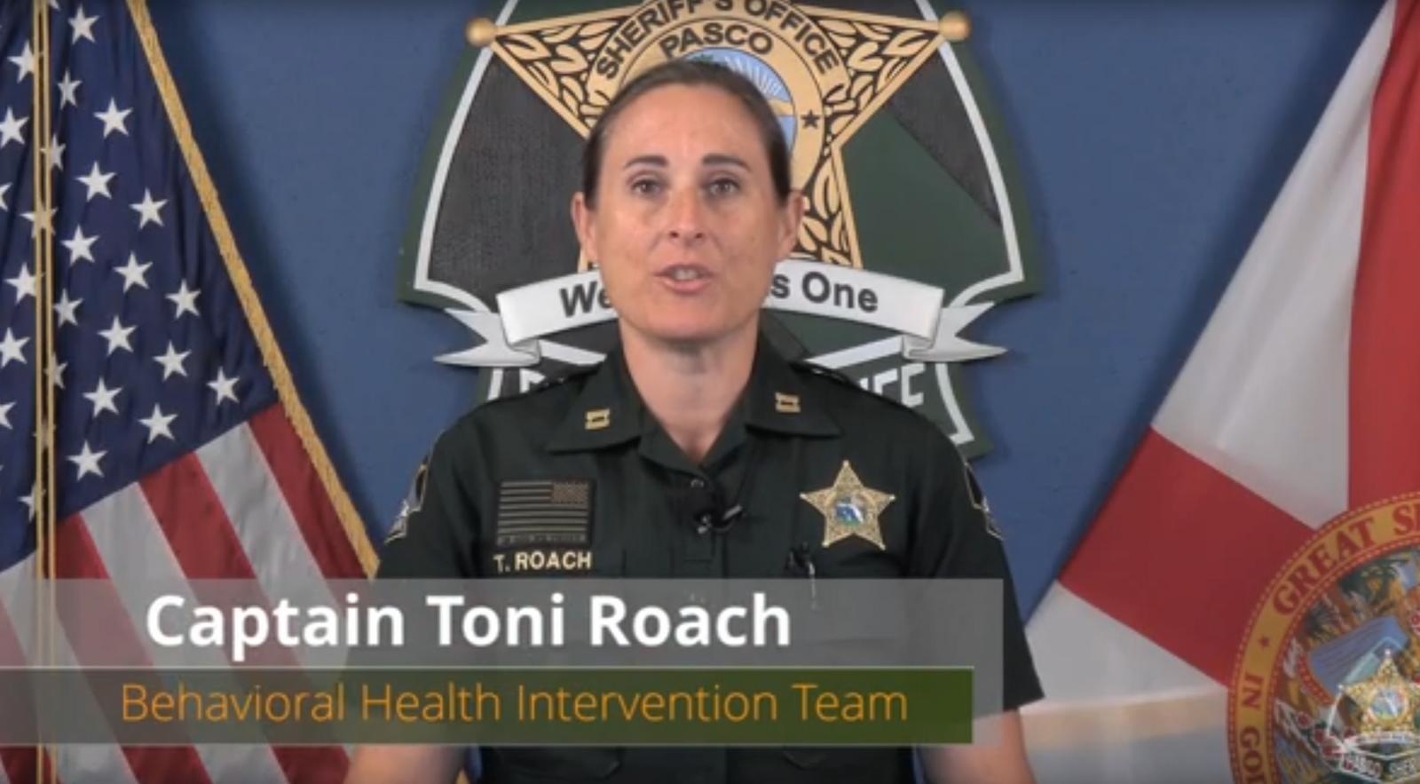 Captain Toni Roach