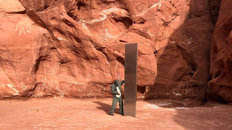 Monolith in Utah