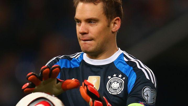 DFB-Team in der Einzelkritik: Hilflos vor der grünen Wand