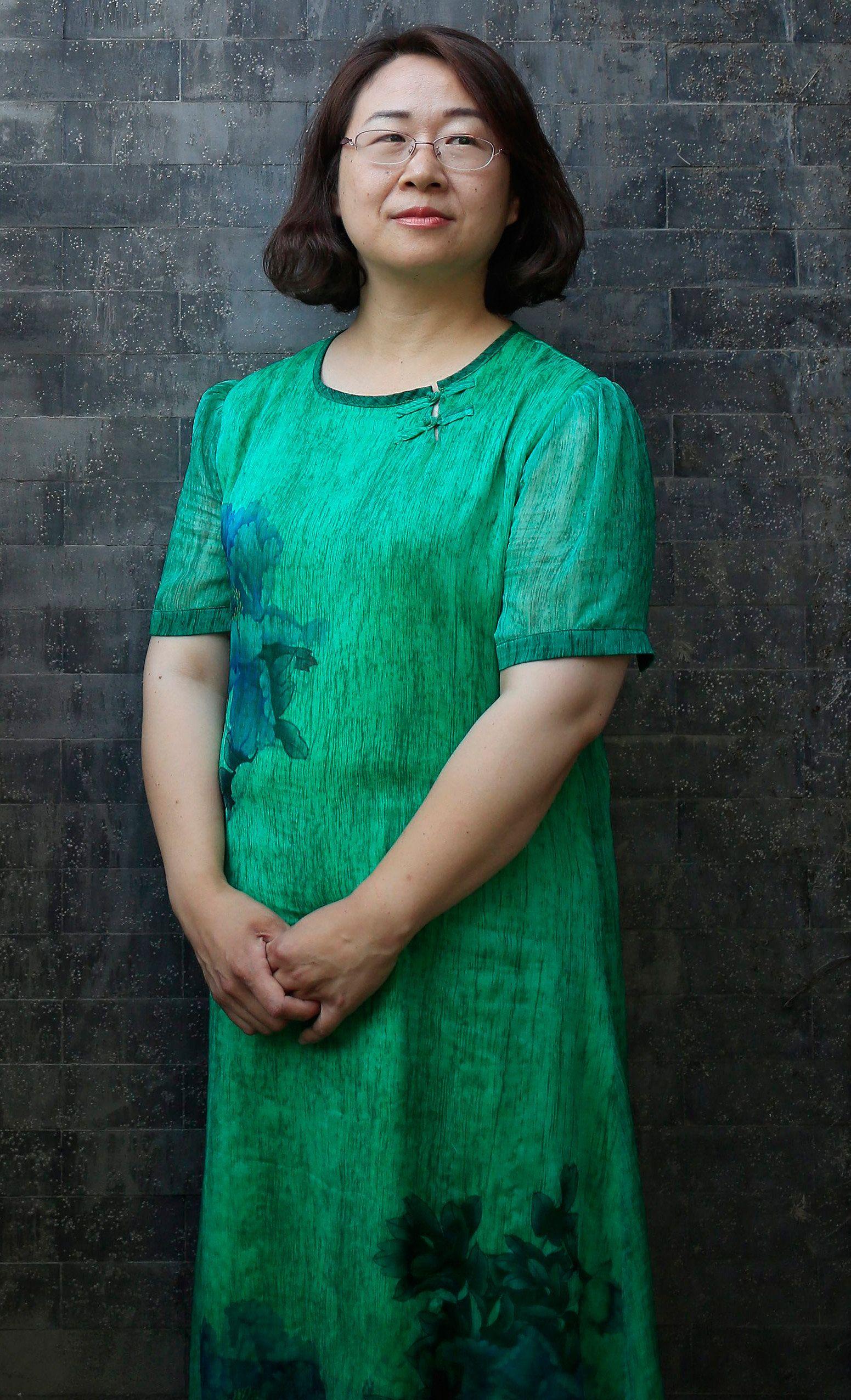 Wang Qiaoling