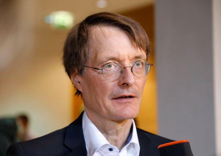 SPD-Gesundheitsexperte Lauterbach: Kritik an neuen Corona-Regeln