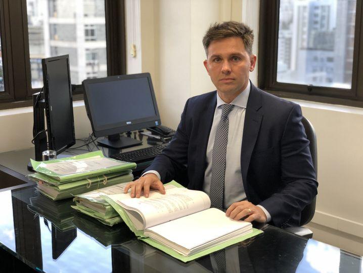 Staatsanwalt Pinto Coelho