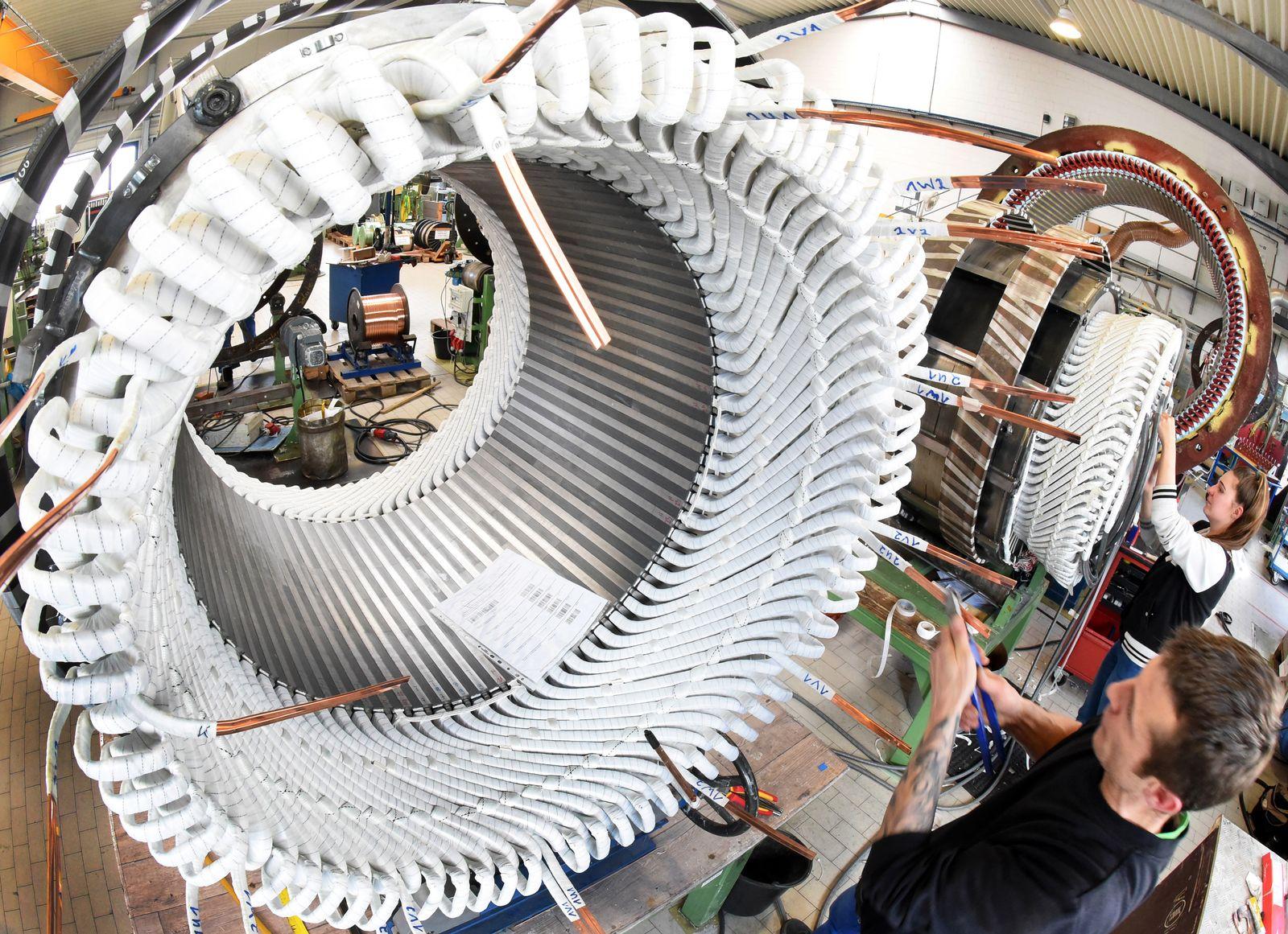 Deutschlnd / Konjunktur / Wirtschaft / Industrie / Metallindustrie / Arbeitsmarkt
