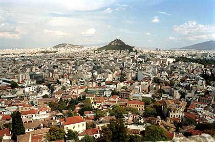 Griechische Hauptstadt Athen: Streetworker sind hier kaum zu finden